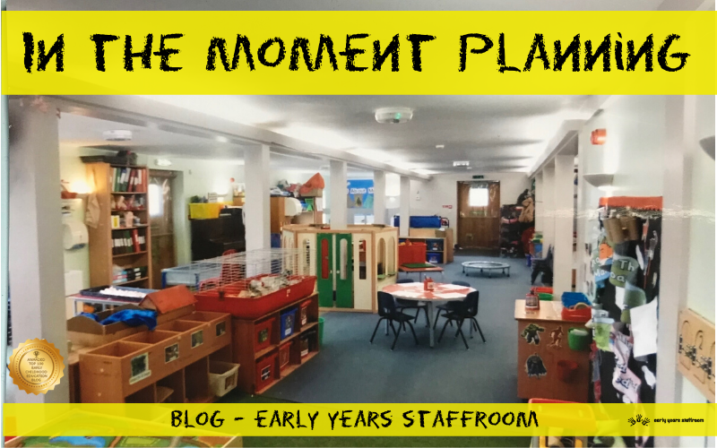 Early Years Staffroom Blog
