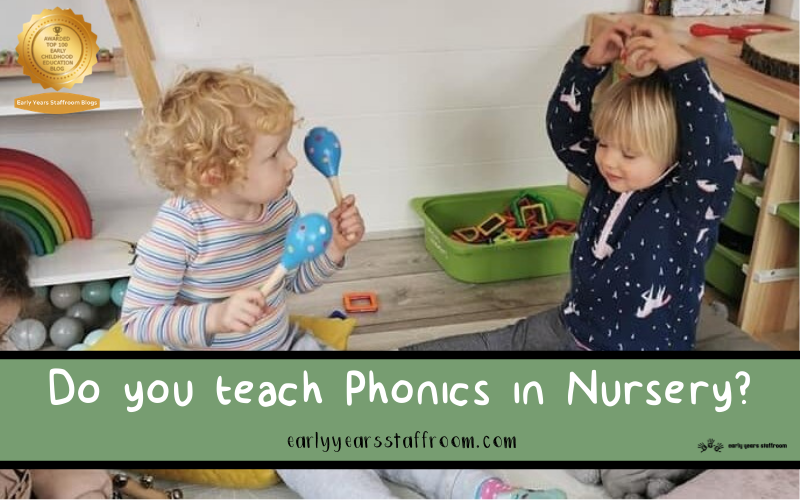 Early Years Educational Blogs