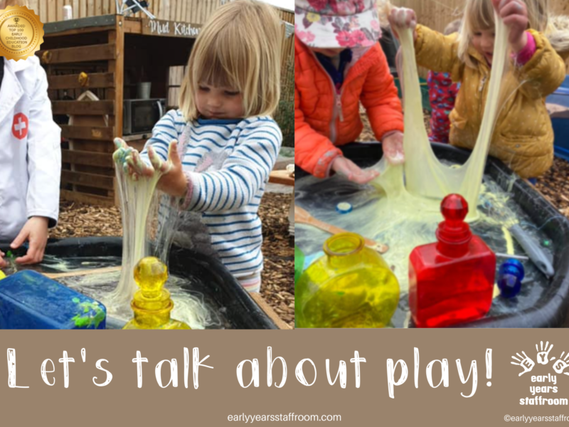 Early Years Educational blog