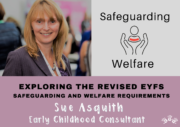 Early Years revised EYFS